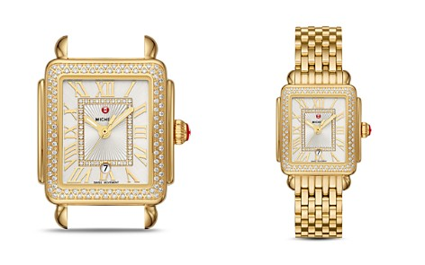 MICHELE Deco Madison Mid Watch Head, 29mm x 31mm - Bloomingdale's_2