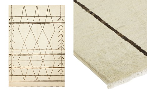 Solo Rugs Moroccan 1 Hand-Knotted Area Rug Collection - Bloomingdale's_2
