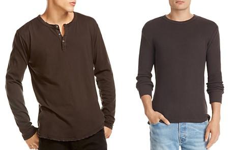CHASER Long-Sleeve Crewneck Shirt - Bloomingdale's_2