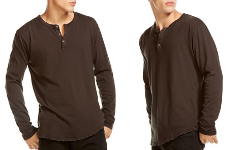 CHASER Long-Sleeve Henley Shirt - Bloomingdale's_2