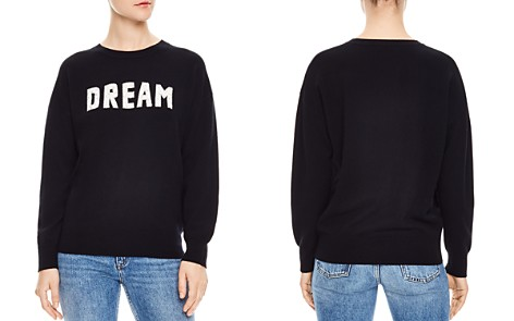 Sandro Charles Dream Wool & Cashmere Graphic Sweater - Bloomingdale's_2