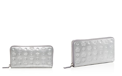 MCM Patricia Embossed Patent Leather Continental Wallet - Bloomingdale's_2