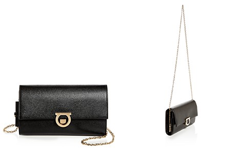 Salvatore Ferragamo Gancini Convertible Leather Crossbody - Bloomingdale's_2