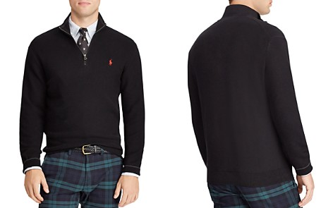 Polo Ralph Lauren Half-Zip Sweater - Bloomingdale's_2