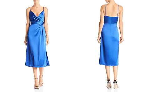 Jill Jill Stuart Faux Wrap Dress - Bloomingdale's_2
