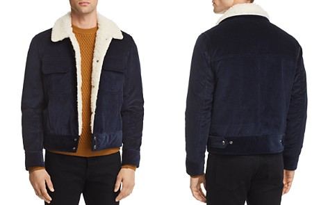 Sandro Corduroy Trucker Jacket - 100% Exclusive - Bloomingdale's_2