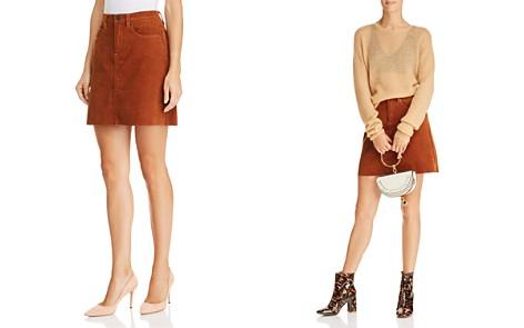 BLANKNYC Corduroy A-Line Skirt - 100% Exclusive - Bloomingdale's_2