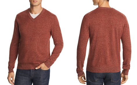The Men's Store at Bloomingdale's Cashmere V-Neck Sweater_2