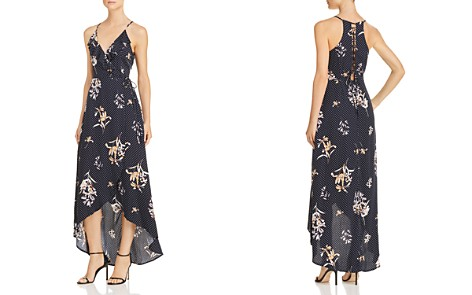 Lost + Wander Catalina Faux-Wrap Maxi Dress - Bloomingdale's_2