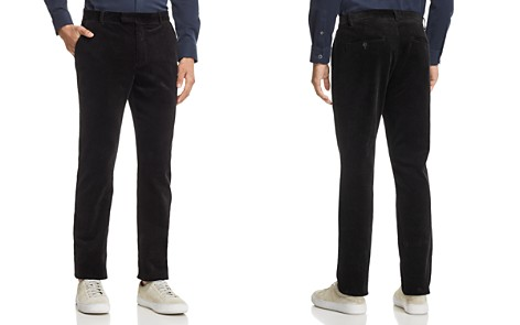ATM Anthony Thomas Melillo Stretch Corduroy Slim Fit Pants - Bloomingdale's_2