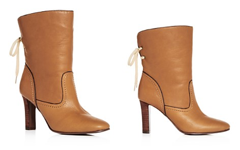 See by Chloé Women's Lara Leather High-Heel Boots - Bloomingdale's_2