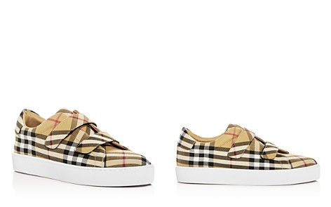 Burberry Women's Alexandra Vintage Check Sneakers - Bloomingdale's_2