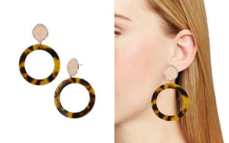 BAUBLEBAR Devinne Acetate Loop Drop Earrings - Bloomingdale's_2