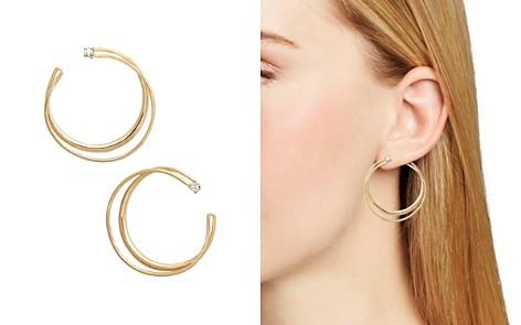 BAUBLEBAR Fiona Hoop Earrings - Bloomingdale's_2