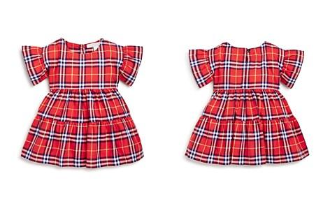 Burberry Girls' Alima Ruffle Check Dress - Baby - Bloomingdale's_2