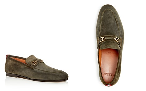 Bally Men's Reigan Suede Apron-Toe Suede Loafers - Bloomingdale's_2