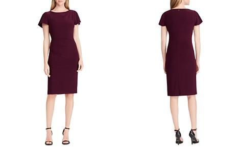 Lauren Ralph Lauren Petites Draped Jersey Dress - Bloomingdale's_2