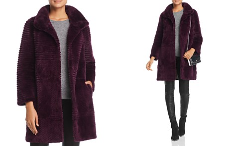 Maximilian Furs Sheared Beaver Fur Coat - 100% Exclusive - Bloomingdale's_2
