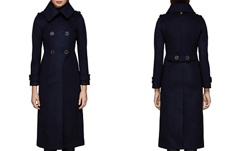 Mackage Elodie Military Maxi Coat - Bloomingdale's_2