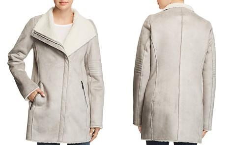 Calvin Klein Faux Sherpa Jacket - Bloomingdale's_2