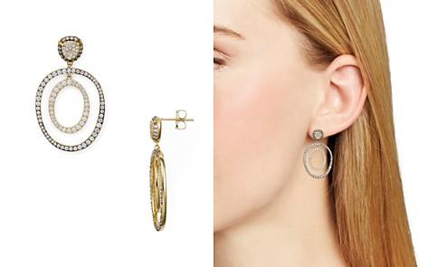Nadri Jasmine Pavé Double Loop Drop Earrings - Bloomingdale's_2
