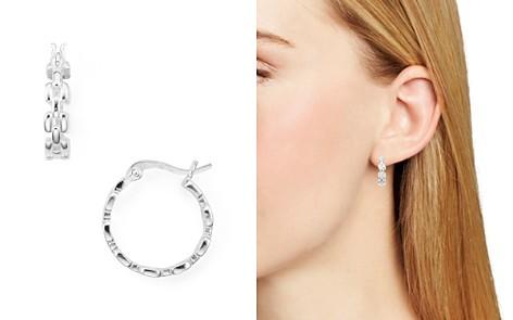 AQUA Chain-Effect Hoop Earrings - 100% Exclusive - Bloomingdale's_2