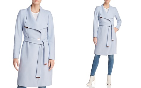 Ted Baker Sandra Long Wrap Coat - 100% Exclusive - Bloomingdale's_2