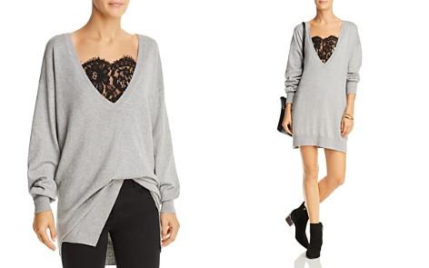 Joie Irita Lace-Detail Sweater - Bloomingdale's_2