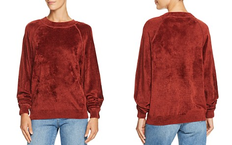 Elizabeth and James Pearl Luxe Sweatshirt - Bloomingdale's_2