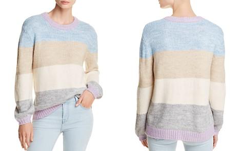 AQUA Color-Block Sweater - 100% Exclusive - Bloomingdale's_2