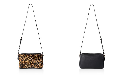 Whistles Cornelia Leopard-Print Triple Zip Leather Crossbody - Bloomingdale's_2
