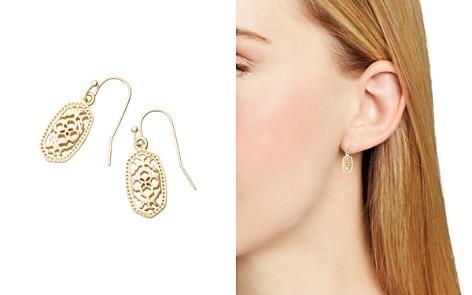 Kendra Scott Lee Filigree-Inspired Earrings - Bloomingdale's_2