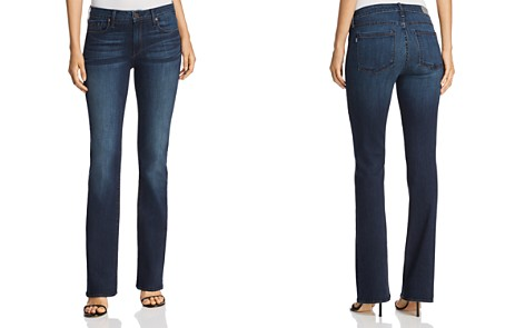 Parker Smith Becky Bootcut Jeans in Shadowed Ink - Bloomingdale's_2