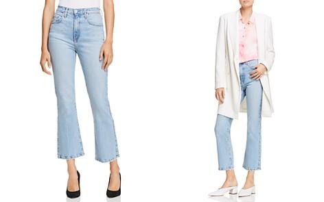 Nobody Belle Jean Ankle Jeans in Dreamy - Bloomingdale's_2