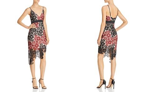 Bardot Eve Asymmetric Lace Dress - Bloomingdale's_2
