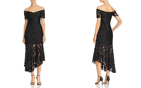 Alice McCall Fleur Off-the-Shoulder Lace Dress - Bloomingdale's_2