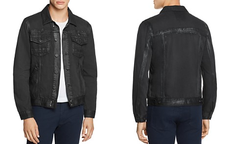 PAIGE Coated-Denim Scout Jacket - Bloomingdale's_2