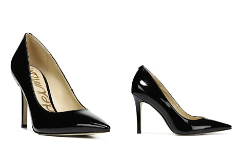 Sam Edelman Women's Hazel Pointed Toe Patent Leather High-Heel Pumps - Bloomingdale's_2