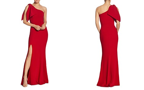 Dress the Population Georgina Crepe One-Shoulder Gown - Bloomingdale's_2