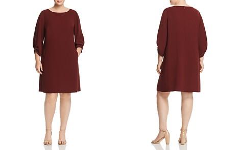 Lafayette 148 New York Plus Wynona Shift Dress - Bloomingdale's_2