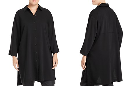 Lafayette 148 New York Plus Kyrie Tunic - Bloomingdale's_2