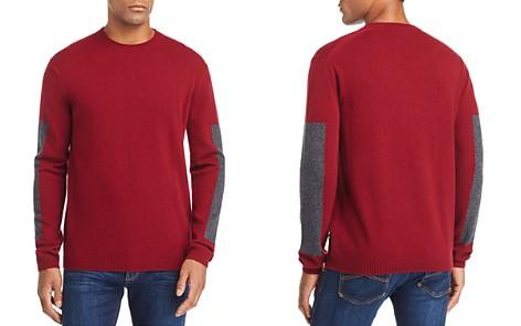 Emporio Armani Knit Crewneck Sweater - Bloomingdale's_2