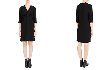 Gerard Darel Alice Ruffle-Trim Shift Dress - Bloomingdale's_2
