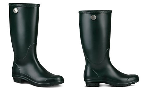 UGG® Women's Shelby Matte Round Toe Rain Boots - Bloomingdale's_2