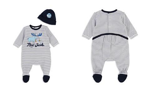 Little Marc Jacobs Boys' Footie & Beanie Set - Baby - Bloomingdale's_2