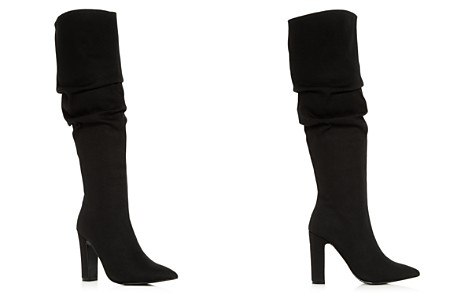 JAGGAR Women's Slouch Pointed Toe High-Heel Boots - Bloomingdale's_2