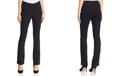 JAG Jeans Paley Bootcut Jeans in Black - Bloomingdale's_2