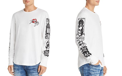 True Religion Long-Sleeve Branded Graphic Tee - Bloomingdale's_2