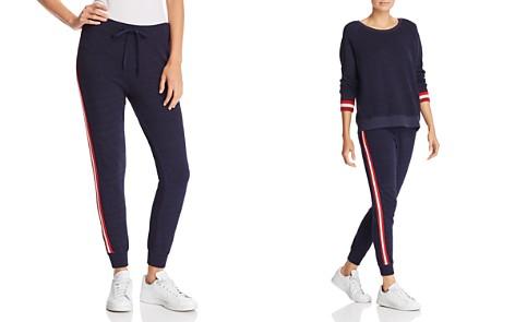 Sundry Track Stripe Slim Sweatpants - Bloomingdale's_2