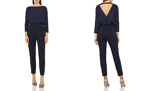REISS Ania Open-Back Jumpsuit - Bloomingdale's_2